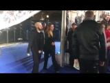 Little Mix прибывают на «The Global Awards» — 1 марта 2018 г.