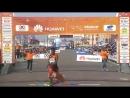Бегуны на марафоне побежали в другую сторону