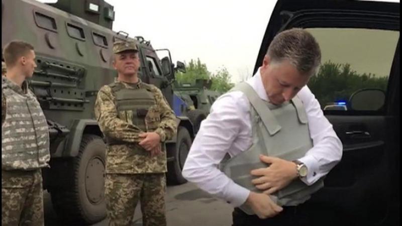 МИД РФ визит Волкера в Донбасс только обостряет конфликт