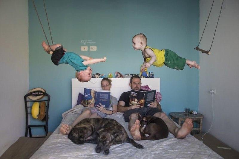 myksgmtTTY - Папа-фотограф: дети в опасности