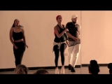 BLACKOUT DANCE CAMP - KAEA PEARCE ROYAL FAMILY WORKSHOP