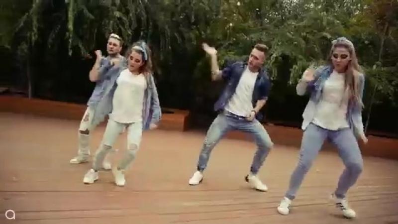 Mi Gente - J Balvin, Willy William - @oleganikeev choreography - ANY DANCE -.mp4