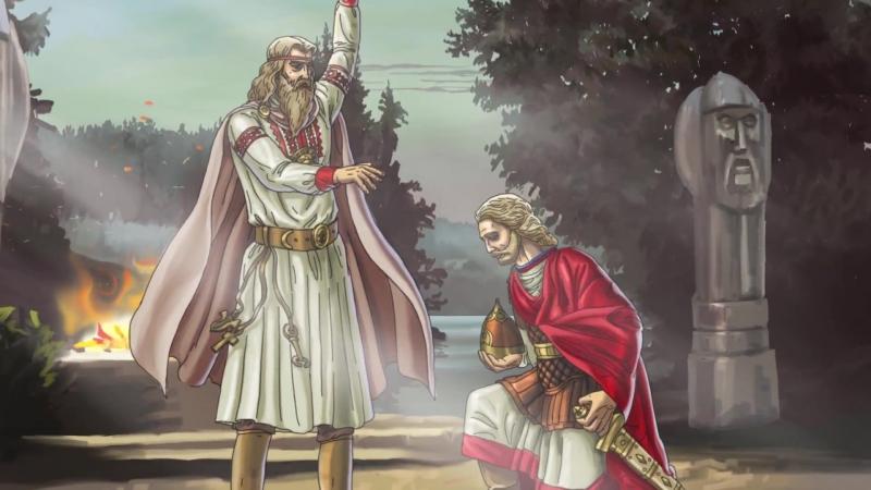 Часть 19. Завет Сварога отцу Арию [ХРОНИКИ ЗЕМЛИ]