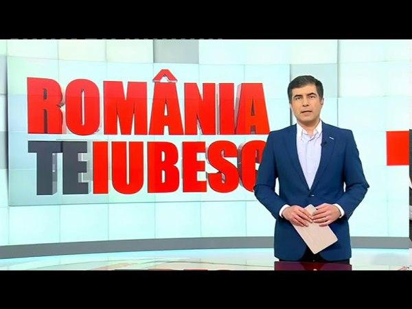 Romania Te Iubesc ! - Un munte de credinta - 8 Aprilie 2018 Episod Integral fara intreruperi