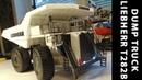 RC Model DUMP TRUCK LIEBHERR T282B Litronic bu CONRAD Электрификация моделей проект Динамика 46