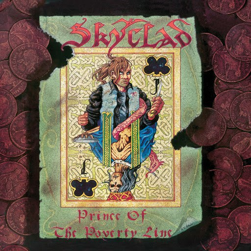 Skyclad альбом Prince of the Poverty Line