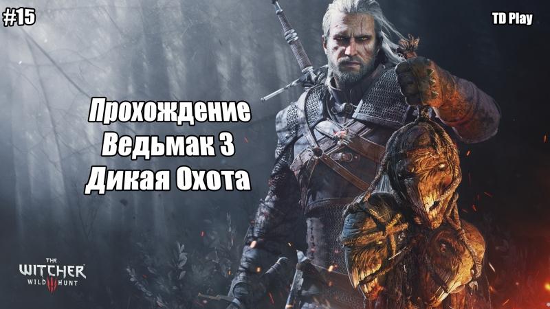 15 Прохождение игры Ведьмак 3: Дикая Охота.