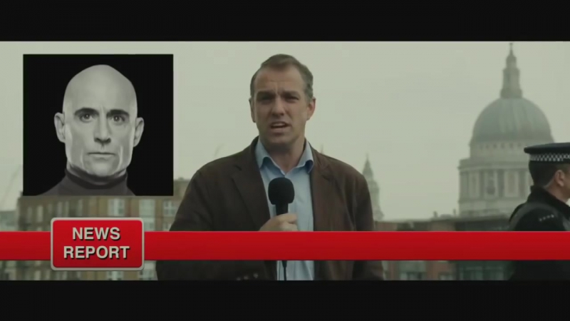 Кингсман 2 2017 трейлер