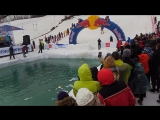 Red Bull Jump and freeze 2018 - акула олдскула