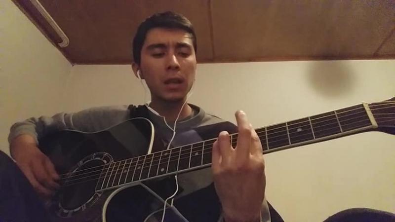 Сол бір қыз гитара да