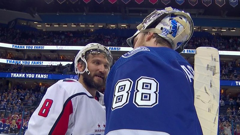 Lightning Capitals shake hands after seven exciting games