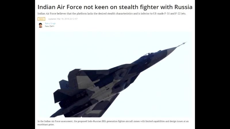 КИРДЫК ПРОЕКТУ СУ-57. ПАК ФА, Т-50, Су-57 оказался дорогой и бесполезной игрушкой