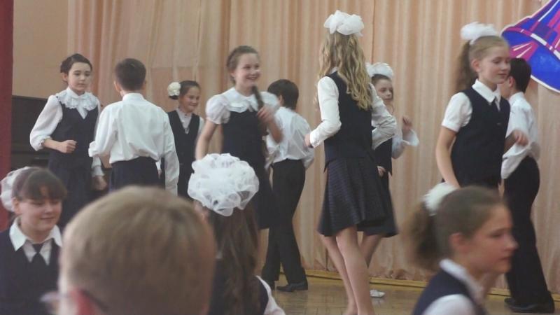 5А Выпускной Танец Кантри