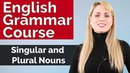 English Grammar Course | Singular and Plural Nouns 2