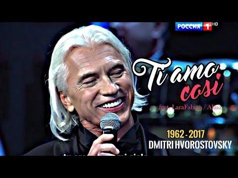 Dmitri Hvorostovsky Lara Fabian Alina Yarovaya - Ti amo cosi (Sub.Spanish)