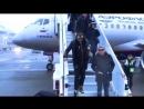 Филипп Киркоров и Николай Басков прилетели в Минск на Золотой Граммафон