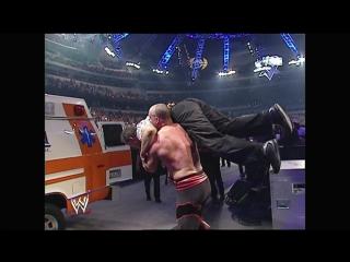 WWE Survivor Series 2003 - Ambulance match - Kane vs Shane McMahon