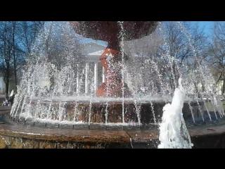 фонтан на Театралке