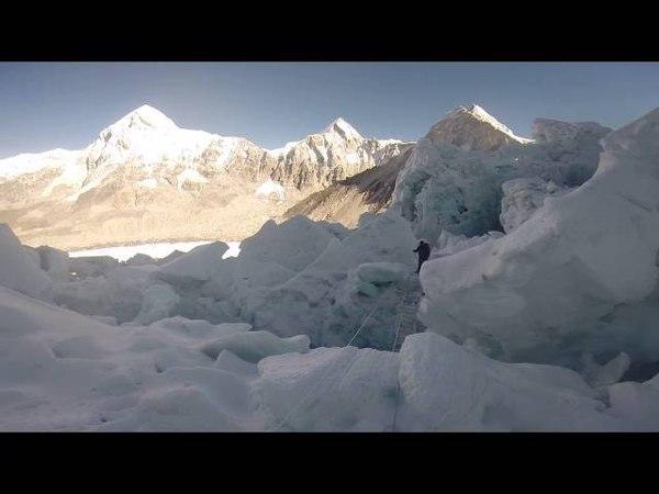 Khumbu Ice Fall 2016