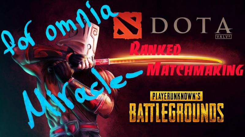 DOTA 2 PUBG_LIVE 🔴 OMNIA  GAMEPLAY RANKED MATCHMAKING