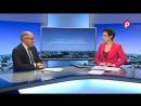 Интервью Главы города Вологды Юрия Сапожникова на телеканале Русский Север