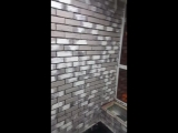 #отрадаокна_процесс Тёплое панорамное остекление Rehau, полное утепление балкона. Серия КОПЭ-М-Парус. г. Люберцы, ул. Преображен