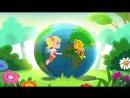 Мультсериал Пчелография- Волшебное знакомство (1 серия)