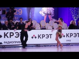 Andrey Gusev - Vera Bondareva, RUS - ROC 2017 - WDSF GS LAT - R4 S
