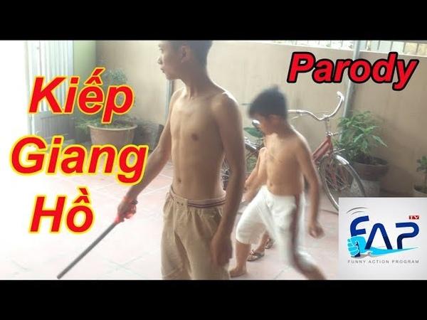 Kiếp giang hồ - Parody - Phiên bản trẻ con I Quang Hiếu Vlogs
