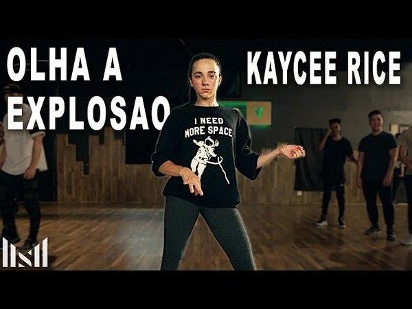 OLHA A EXPLOSAO - MC Kevinho Dance ft Kaycee Rice   Matt Steffanina Chachi Choreography