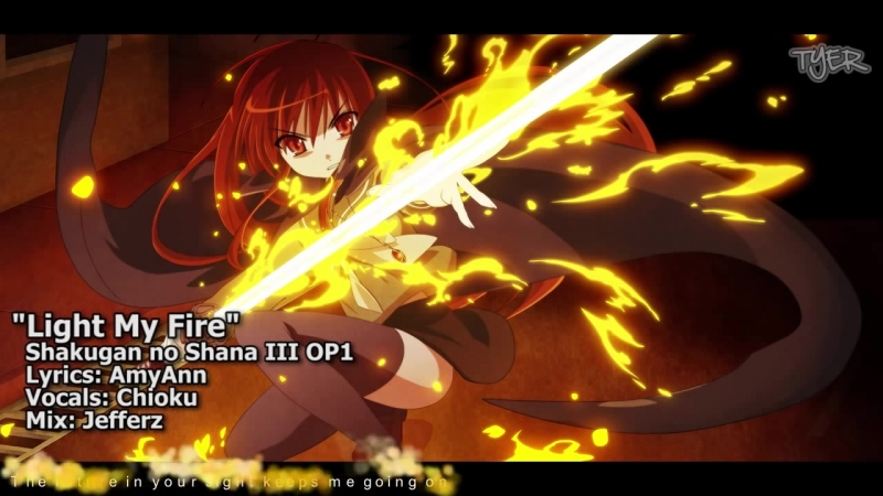 KOTOKO - Light My Fire (English Cover by TYERecords)