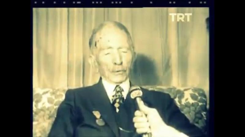 İstiklal Madalyalı Muhlis Karakullukçu Kurtuluş savaşı anılarını anlatıyor