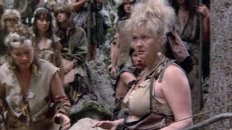 Две стрелы. Детектив каменного века. (1989).