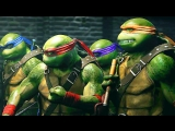 INJUSTICE 2 Teenage Mutant Ninja Turtles | Gameplay Trailer (2018)