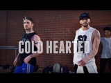 Paula Abdul - Cold Hearted - Choreography by Blake McGrath - #TMillyTV (1)