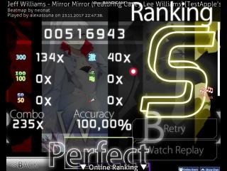 Mirror Mirror (Featuriing Casey Lee Williams)! alexassuna (mods: HardRock) SS