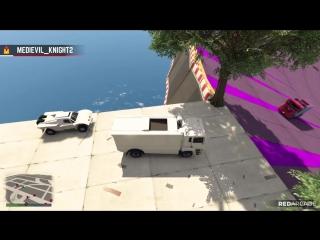 [Red Arcade] GTA 5 FAILS & EPIC MOMENTS #52 (Best GTA 5 Wins & Stunts, GTA 5 Funny Moments Compilation)