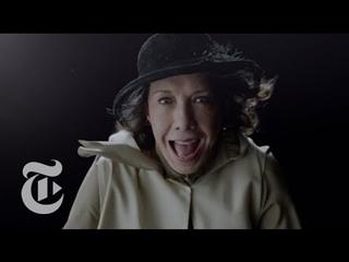 Take Flight   Lily Tomlin   The New York Times