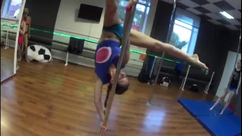 Matrix pole dance studio
