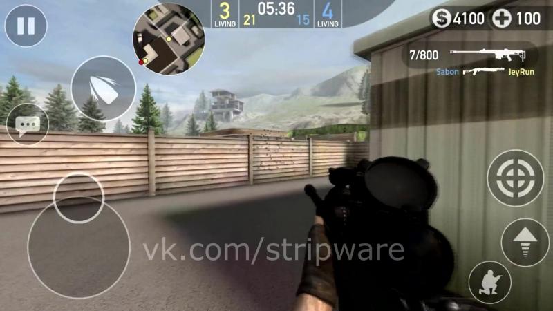 M98 AimBot | StripWare