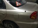 Наши работы по Kia Spectra : Ремонт заднего левого крыла с покраской, ремонт задней правой двери с покраской.