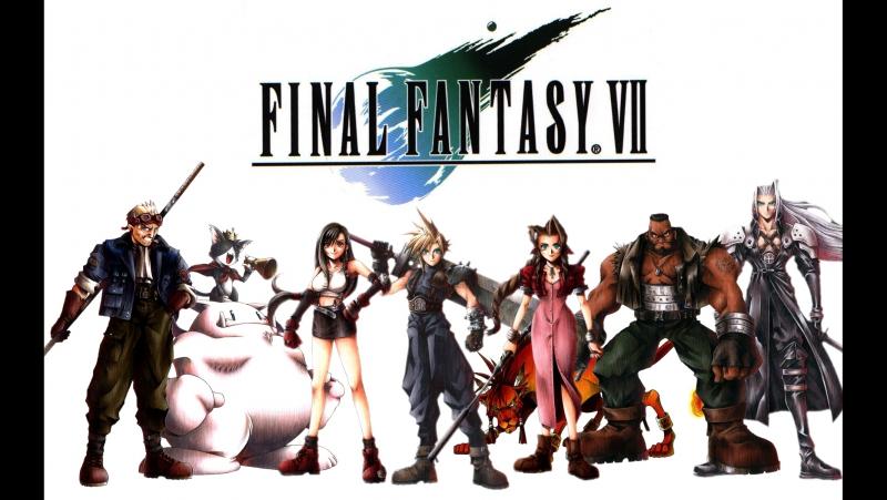 Final Fantasy VII прохождение с низким уровнем, часть 6