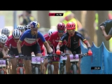 XC Short Track (EN) - Nové Město  UCI Mountain Bike World Cup 2018  Red Bull TV
