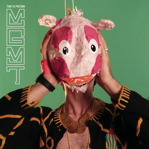 MGMT альбом Time To Pretend