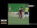 Финты в женском футболе