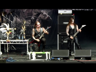 Belphegor - Lucifer Incestus - Bloodstock 2015