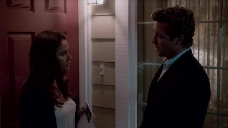 Красный Жора - Джейн ревнует, Лисбон думает о переезде. Часть 3 (Отрывок)