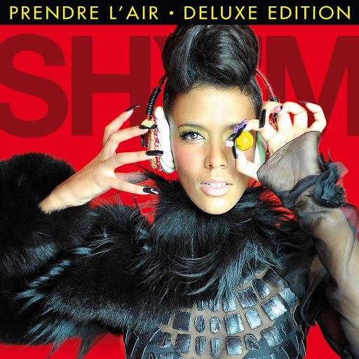 Shy'm альбом Prendre l'air (Collector)