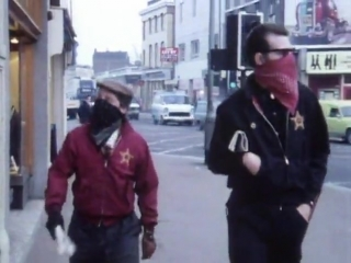 The clash-bank robber
