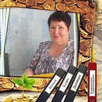 Анна Чупина